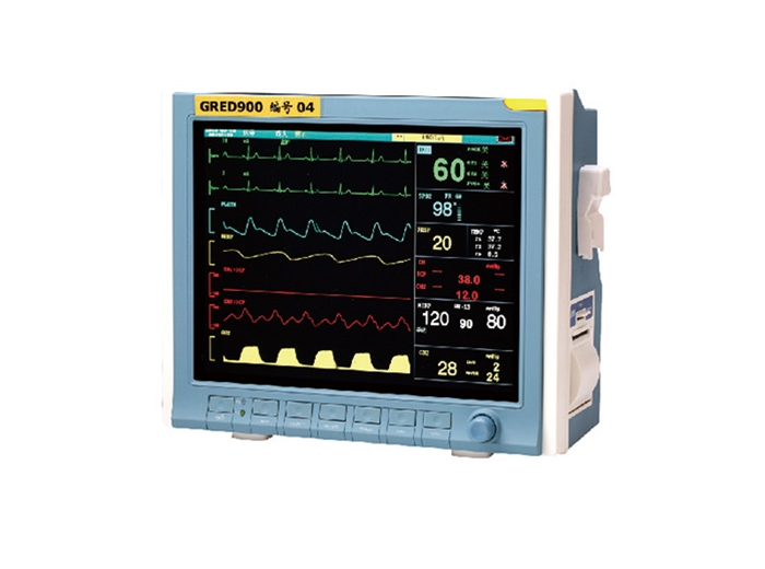 Intracranial pressure monitor